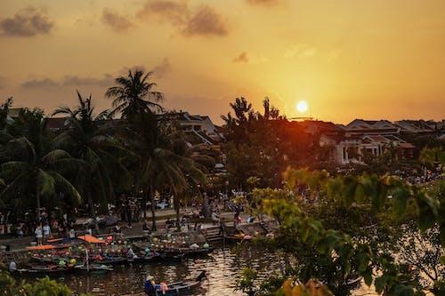 hội an, 강, 구시 가지, 베트남의 무료 스톡 사진