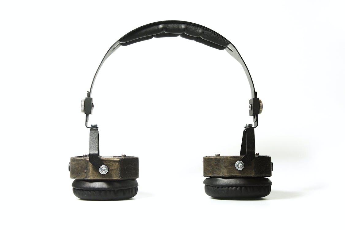alb, audio, cască