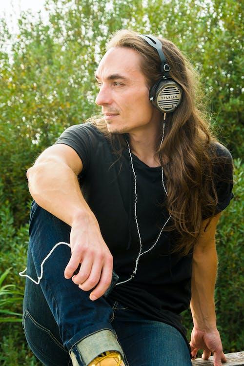 Photos gratuites de audio, bois, casque, centrales