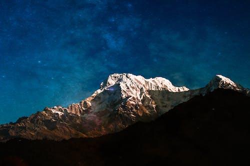 คลังภาพถ่ายฟรี ของ himal, treck, กาแล็กซี, ช่วง