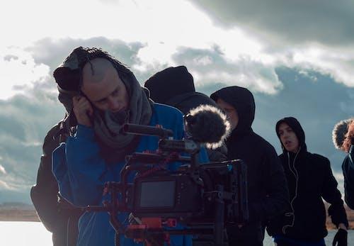 Free stock photo of cinematography, Film Making, filmmaker, movie