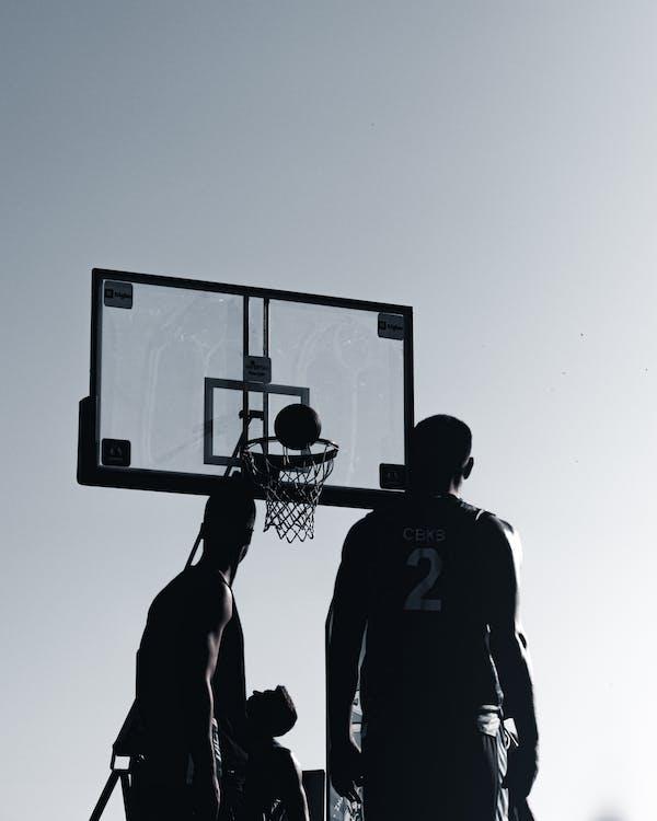 активний, атлети, баскетбол