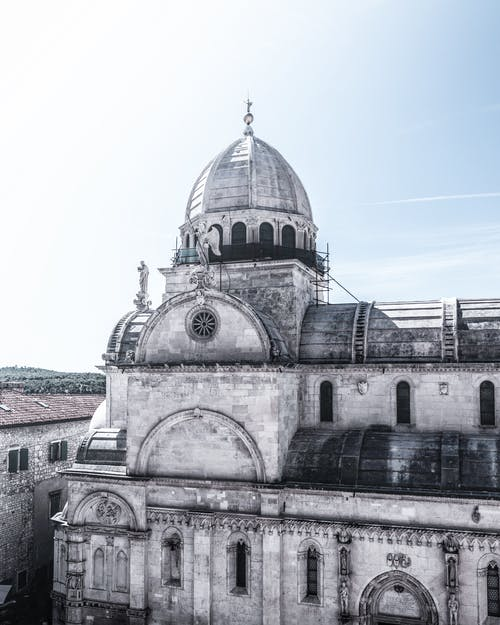 Immagine gratuita di antico, architettura, arte, cattedrale