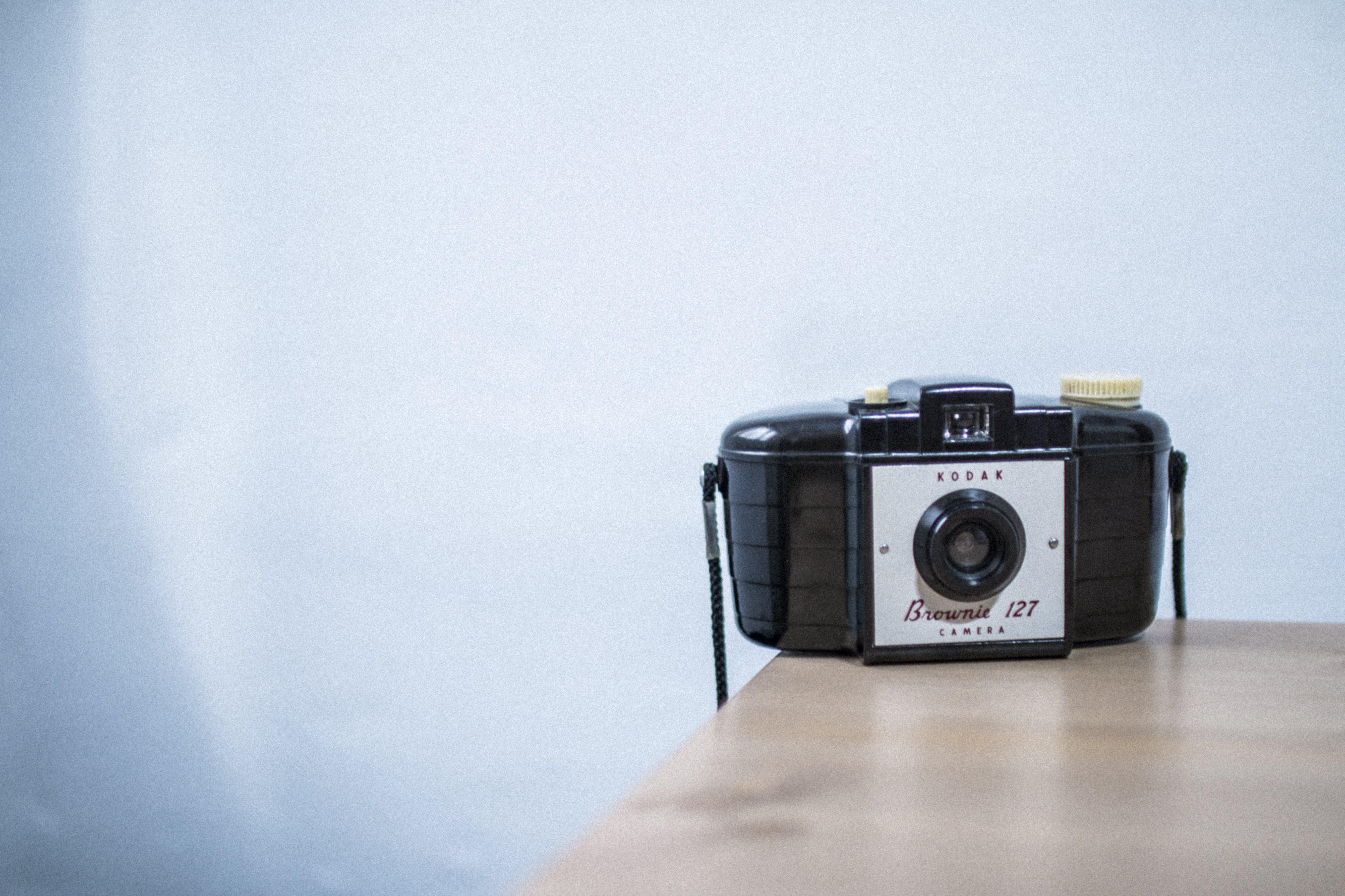 Kostenloses Stock Foto zu analog, analogkamera, analogon, antik