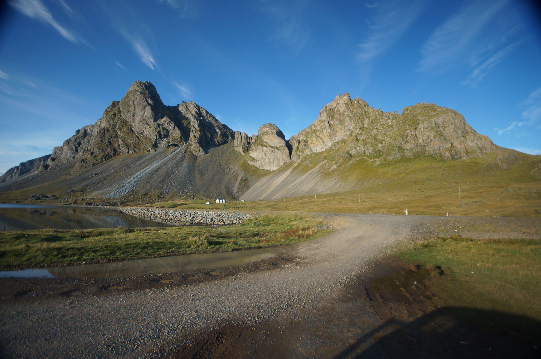 Free stock photo of blue sky, iceland, mountain, nature