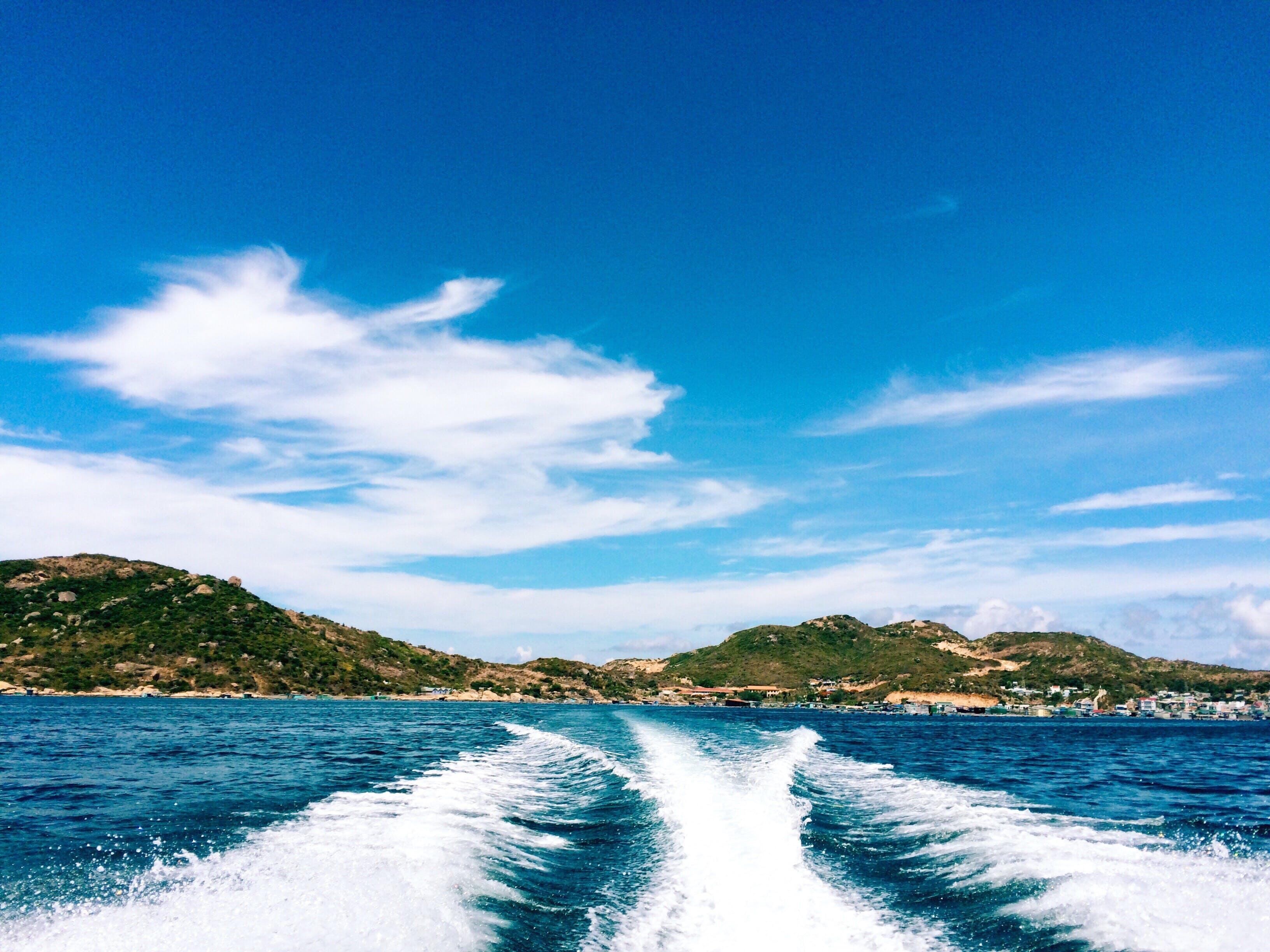 Free stock photo of Binh Ba island