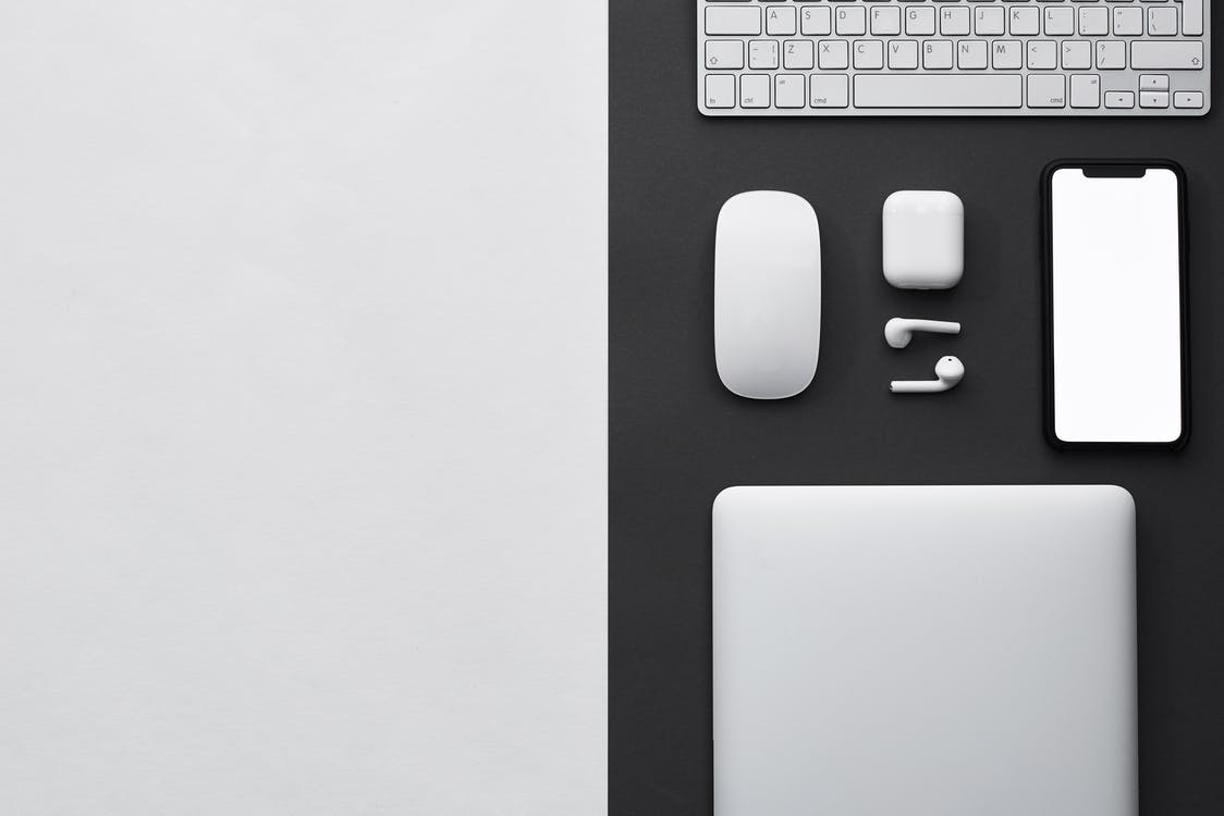 ambiente de trabalho, aparelhos, área de trabalho
