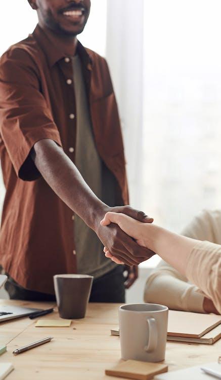 Photo Of People Doing Handshakes