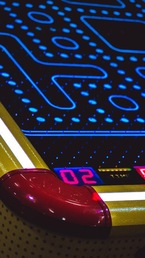 Free stock photo of arcade, game, games, video game