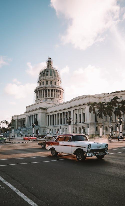 Безкоштовне стокове фото на тему «el capitolio, автомобіль, Адміністрація»