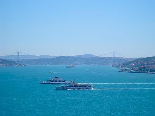 Ingyenes stockfotó a boszporusz-híd témában