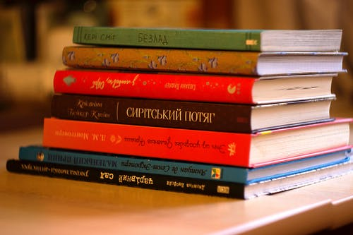 Free stock photo of books, color, fairy tale