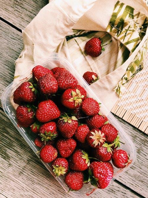 Foto stok gratis berair, beri, buah segar, buah-buahan