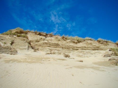 Free stock photo of beach, dunes, grass, ireland