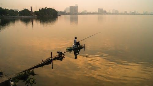 漁師の無料の写真素材