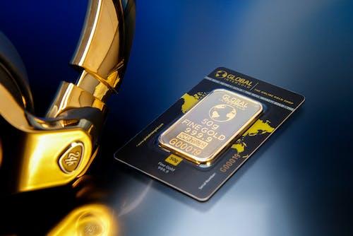 Imagine de stoc gratuită din aurul este bani