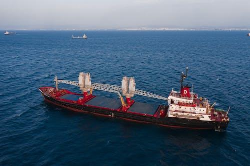 Free stock photo of carg, cargo, cargo ship, fishing vessel