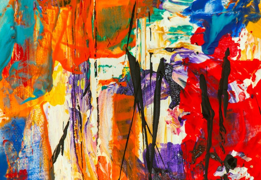 abstract, artă, artă contemporană