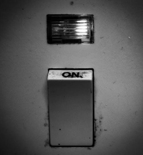 Základová fotografie zdarma na téma abstraktní, černobílá, přepnout, síla