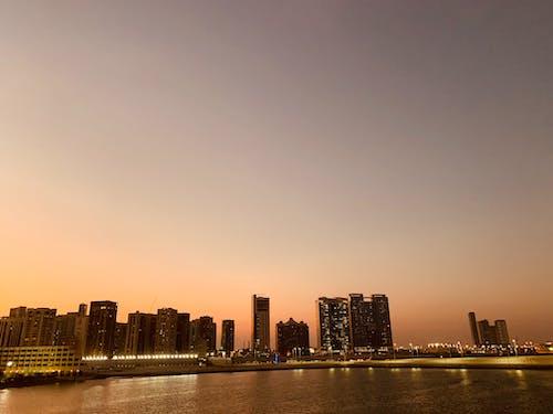 Gratis arkivbilde med bygning, de forente arabiske emirater, mobilutfordring, øy