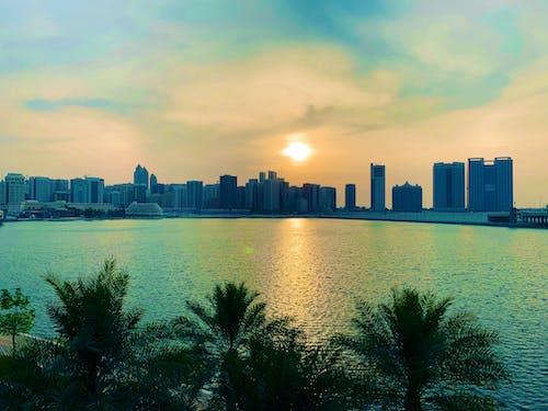 Gratis arkivbilde med bygning, de forente arabiske emirater, fotografi, havutsikt