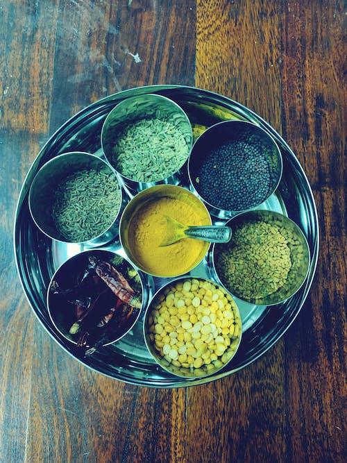 Gratis arkivbilde med india, kjøkken, krydder, mat