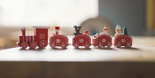 Δωρεάν στοκ φωτογραφιών με bokeh, παιχνίδια, παραμύθι, Χριστούγεννα