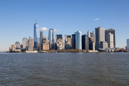 Immagine gratuita di edifici, giorno, manhattan, new york