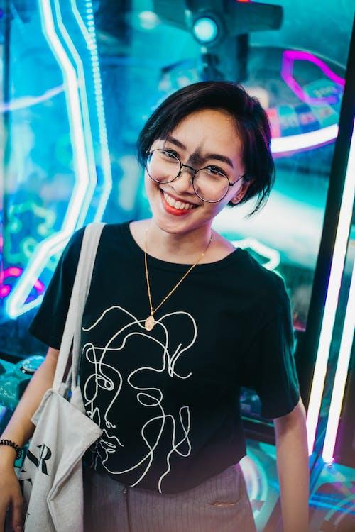Gratis lagerfoto af afslappet, ansigt, ansigtsudtryk, asiatisk person