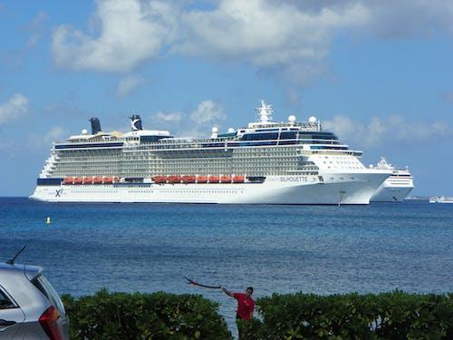 Free stock photo of boat, celebrity cruise ship, cruise liner, ship