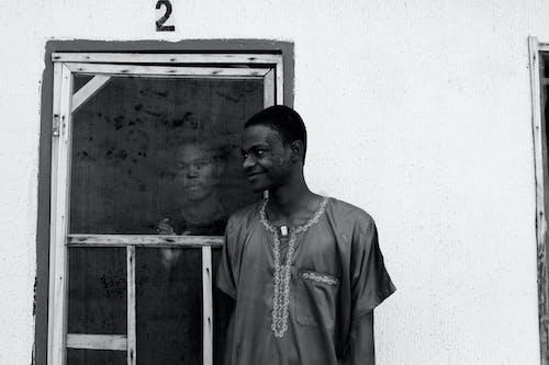アフリカ, ナイジェリア, ハッピー, ほほえむの無料の写真素材