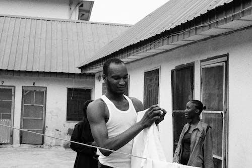 アフリカ, ドキュメンタリー, ナイジェリア人, ノワールとブランの無料の写真素材