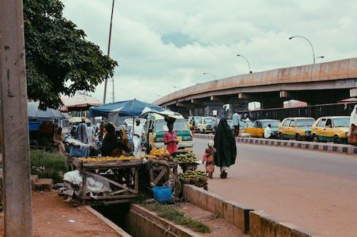アフリカ, ドキュメンタリー, ナイジェリア, ブリッジの無料の写真素材