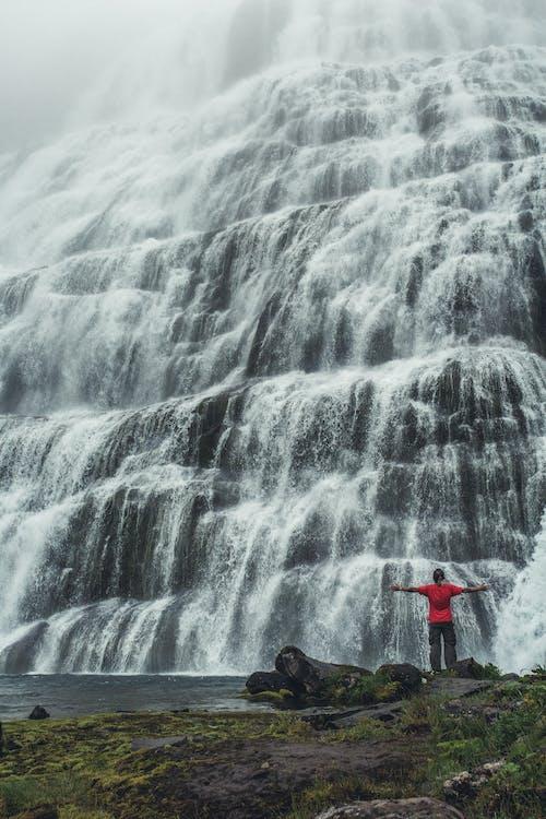 Darmowe zdjęcie z galerii z islandia, piękno przyrody, poszukiwacz przygód, przygoda