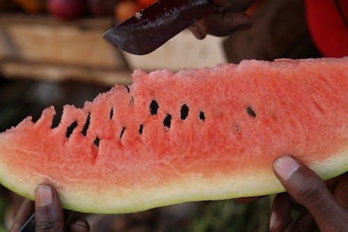 Free stock photo of africa, fruits, Kenya, knife