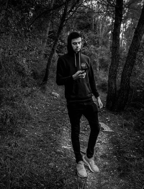 Бесплатное стоковое фото с 20-25 лет мужчина, instagram, Pexel, pexels