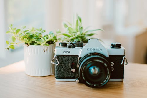 คลังภาพถ่ายฟรี ของ กล้อง, กล้องวินเทจ, กล้องเก่า, ขนาดเล็ก