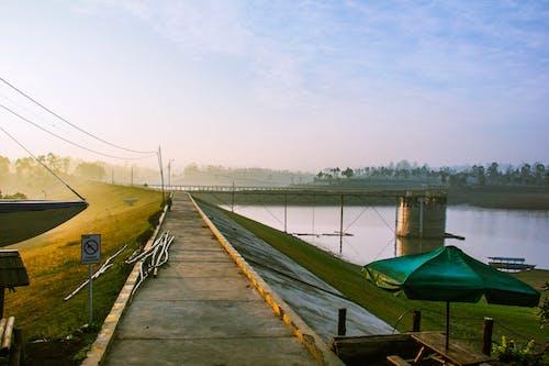 Free stock photo of early morning, lake, landscape