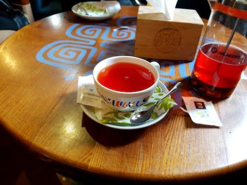 Δωρεάν στοκ φωτογραφιών με βατόμουρο, τσάι