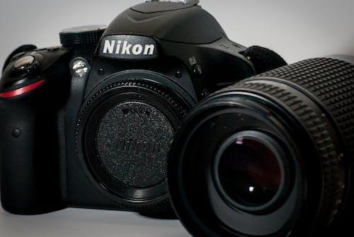 Gratis lagerfoto af nikon d3200