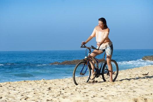 Free stock photo of healthy, sea, sunny, fashion
