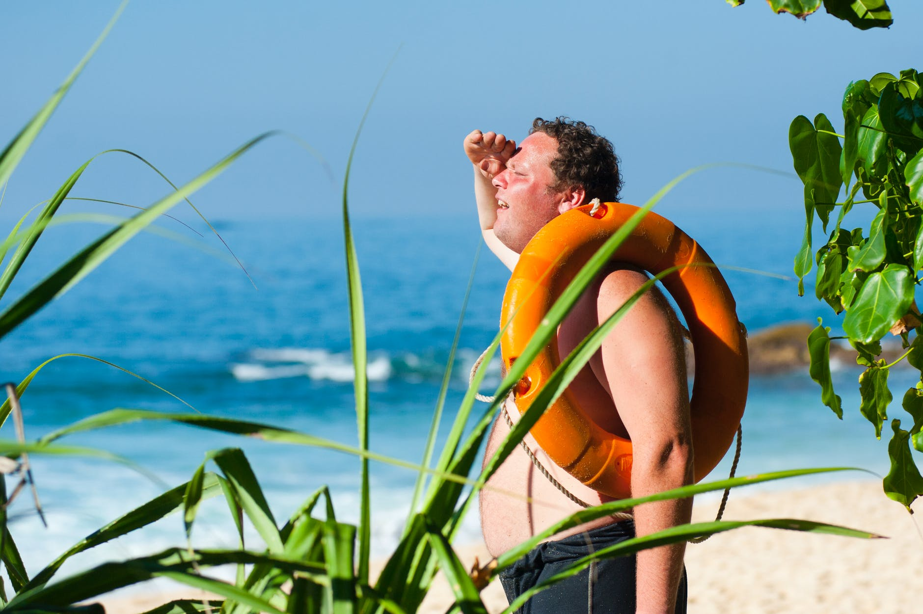 How to keep cool and healthy in hot weather