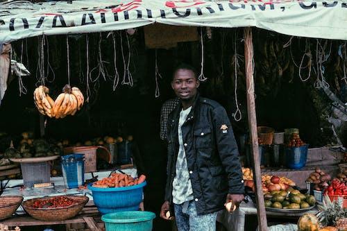 🇳🇬, アフリカ, アフリカ人, ショップの無料の写真素材