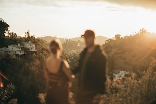 Gratis stockfoto met amerika, bergen, fotografie, gouden uur