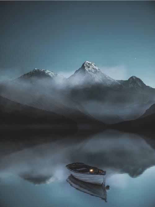 Immagine gratuita di acqua, altitudine, alto, ambiente