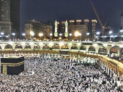 Kostnadsfri bild av helig, kaaba, mecca, moské