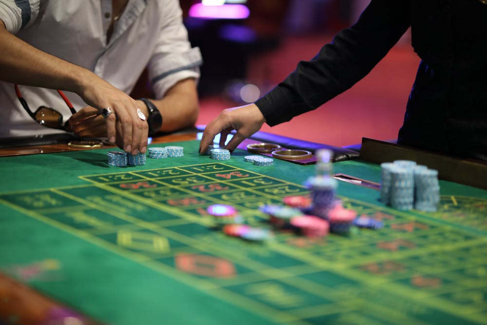 Het is belangrijk om je inzetten correct te plaatsen bij het spelen van roulette