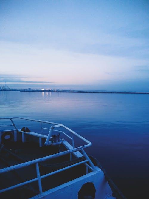 #akşam, #deniz, #güverte, #liman içeren Ücretsiz stok fotoğraf