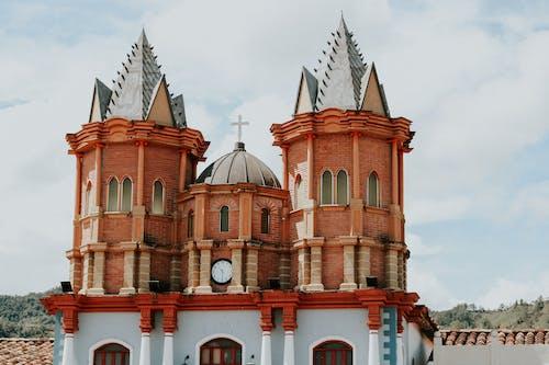 コロンビア, メデリン, 建築デザイン, 建築のの無料の写真素材