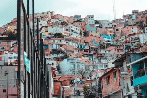Ingyenes stockfotó colombia, comuna 13, medellin, tájfotózás témában